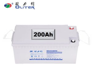 200Ah Oliter solar battery