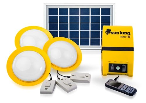 Home 120 Solar Light System