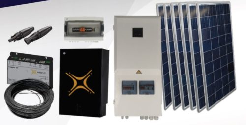 Solar kits Kwh