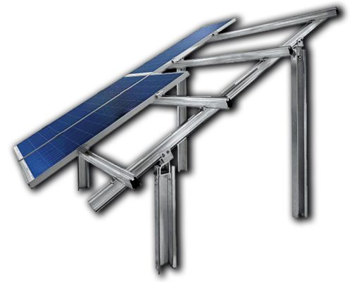 Mounting structure header