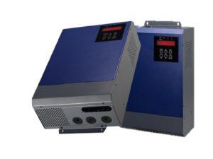 Voltronic Aspire Solar Pump header